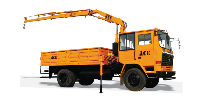 Make : ACE (LORRY LOADER) Model : AB103 Qty : 3